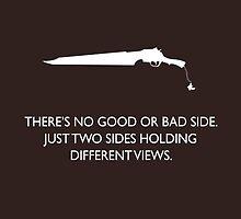 Words of Wisdom: Squall by machmigo