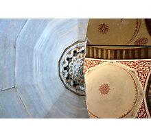 Mosque Mash Up Photographic Print