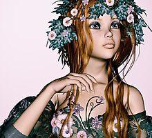 Spring Girl by Vac1
