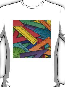 Protractors & Rulers T-Shirt