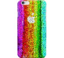 Falling Cube. iPhone Case/Skin