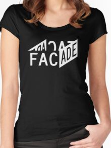 Facade - Grand Theft Auto Women's Fitted Scoop T-Shirt