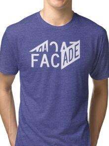 Facade - Grand Theft Auto Tri-blend T-Shirt