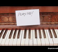 Piano by thepicturedrome