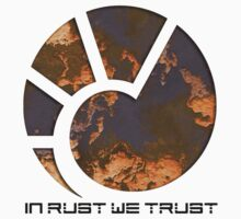 In Rust We Trust 2 by sk8daworld