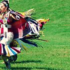 Native Dancer by KAngeline