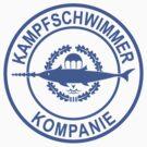 Kampfschwimmer Combat Swimmer by 5thcolumn