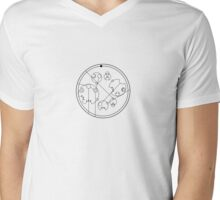 Run you clever boy, and remember Mens V-Neck T-Shirt