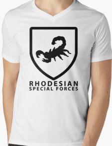 Rhodesian Special Forces Mens V-Neck T-Shirt