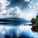 Ullswater Boathouse by Paul Thompson Photography