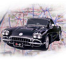 Corvette for Fun by LarryB007