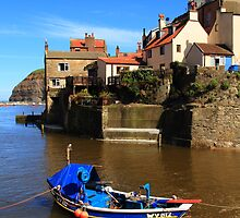 Staithes by Paul Bettison