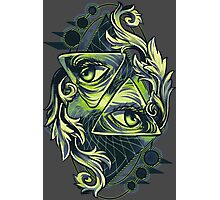 Two Eyes Photographic Print