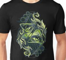 Two Eyes Unisex T-Shirt