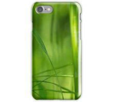Green green grass iPhone Case/Skin