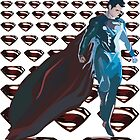 Superman LOGOS by Heera