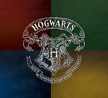Hogwarts Crest by stargirl1311