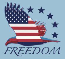 Freedom Eagle Kids Clothes