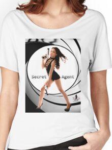 Secret Agent Women's Relaxed Fit T-Shirt