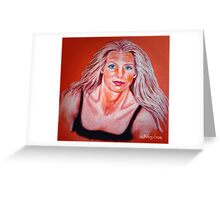 Kari Greeting Card