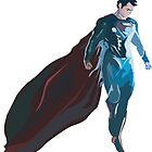MAN OF STEEL by Heera