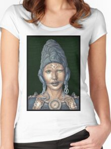 Icon 06 Women's Fitted Scoop T-Shirt