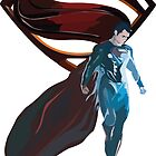 LOGO/MAN OF STEEL by Heera