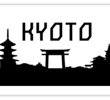 KYOTO Sticker