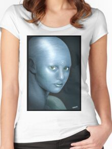 Icon 09 Women's Fitted Scoop T-Shirt