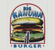 Big Kahuna Burger - Pulp Fiction by timnock