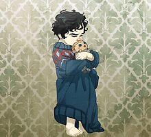 Baby Sherlock  by NavyDream