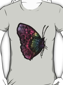 Butterfly Number 1 Adults T-Shirt