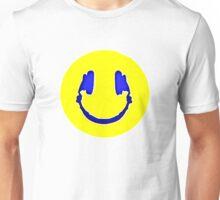 Smiling Music Unisex T-Shirt