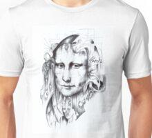 Behind Mona Lisa Unisex T-Shirt