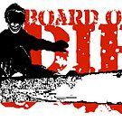 skeleboarder board or die by asyrum