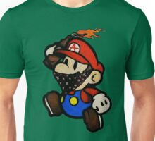 Anarchist Mario Unisex T-Shirt