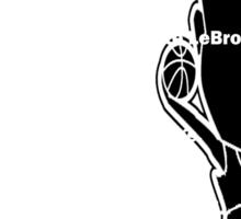 Stuff LeBron Haters Say Sticker