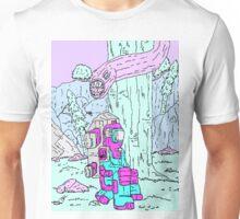 Spaceman Troubles Redbubble Exclusive Variant Unisex T-Shirt