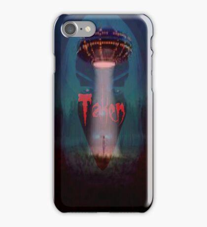 taken iPhone Case/Skin