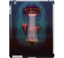 taken iPad Case/Skin