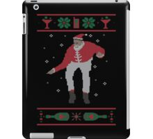 Christmas Bling - Santa iPad Case/Skin