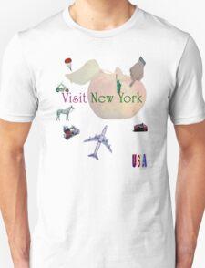 Visit New York. T-Shirt