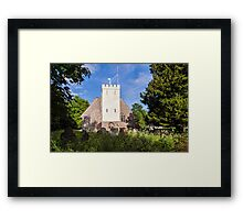 The Beheading of St John the Baptist Framed Print