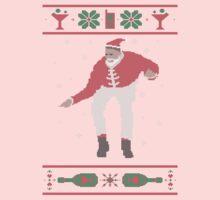 Christmas Bling - Santa Kids Clothes