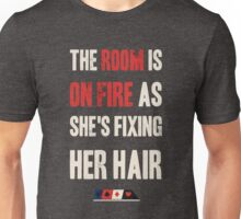 room on fire cards Unisex T-Shirt