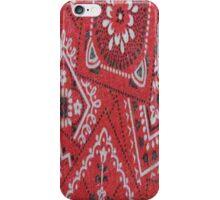 Red Bandana - iPhone Case iPhone Case/Skin