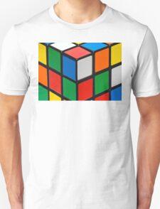 Colourful Cubes Unisex T-Shirt