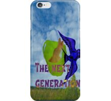 the next generation iPhone Case/Skin