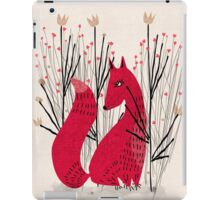 Fox in Shrub iPad Case/Skin