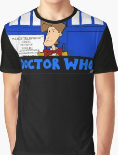 Doc Who Graphic T-Shirt